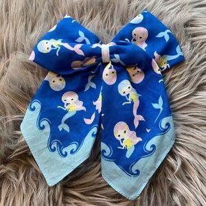 Handmade Mermaid Hair Bow